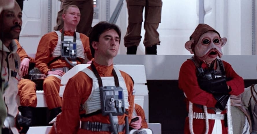 Star Wars The Rise of Skywalker Wedge Antillies