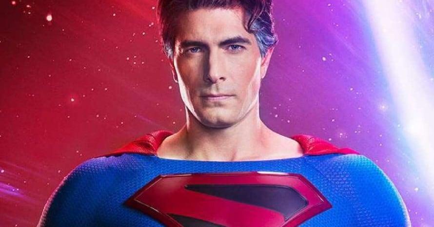 Superman Brandon Routh Crisis On Infinite Earths Kingdom Come Superman Returns Spider-Man Ezra Miller The Flash