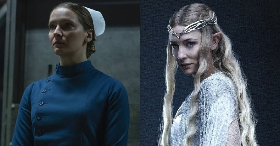 The Lord Of The Rings Galadriel Morfydd Clark