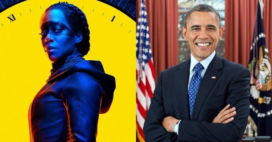 Watchmen Barack Obama