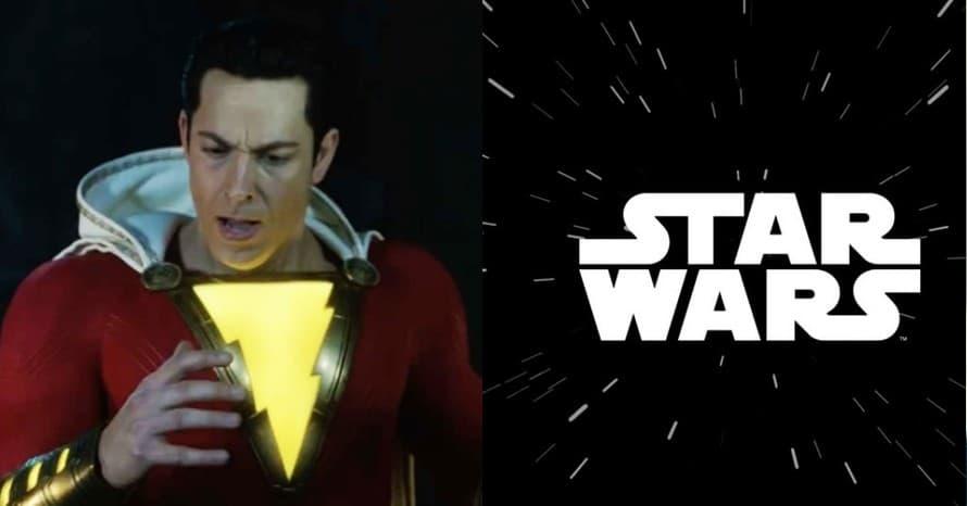 Zachary Levi Star Wars