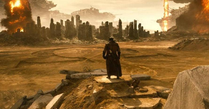 Zack Snyder Says There Are Knightmare Scenes In His Justice League Cut