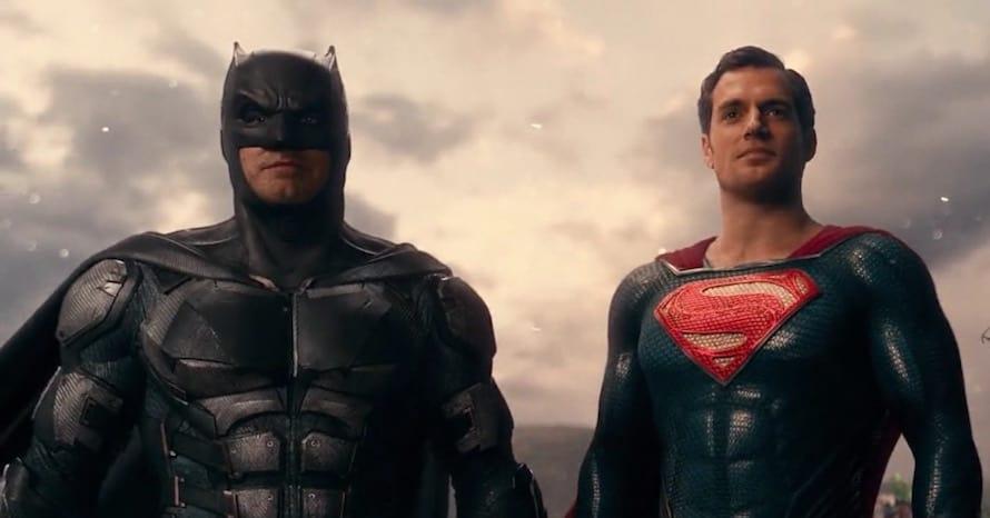 HBO Max Henry Cavill Ben Affleck Zack Snyder Cut Justice League Gary Clark Jr