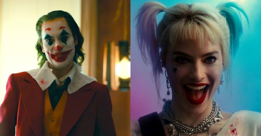 Birds of Prey Margot Robbie Harley Quinn Joker Joaquin Phoenix