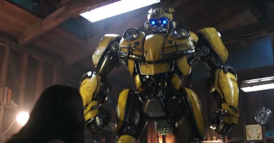 Bumblebee Transformers Paramount