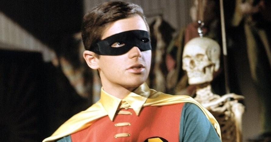 Burt Ward Batman Robin ABC
