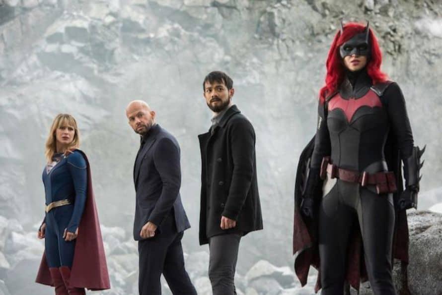 Crisis On Infinite Earths Part 4 Batwoman Group