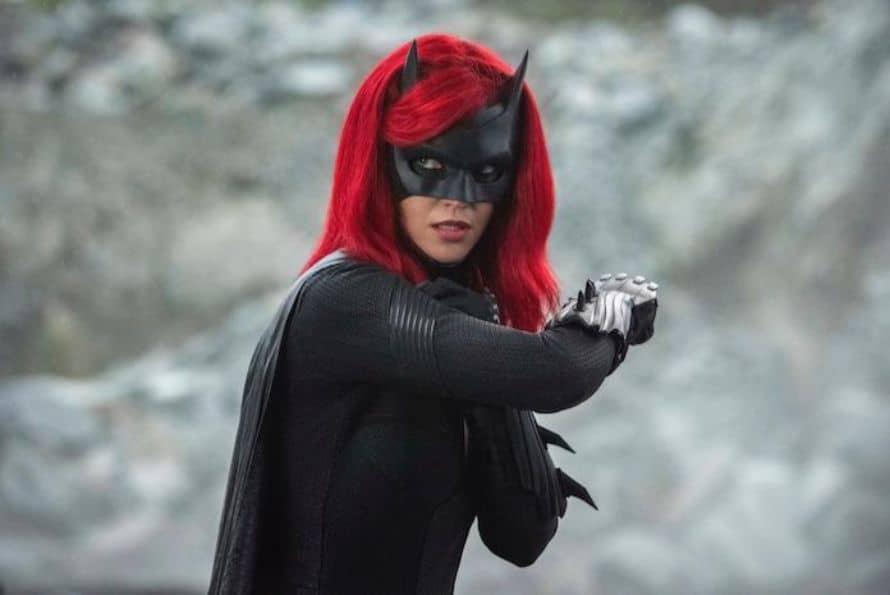 Crisis On Infinite Earths Part 4 Batwoman