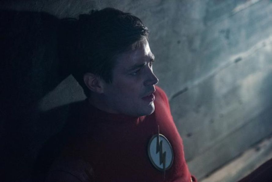 Crisis On Infinite Earths Part 4 Grant Gustin The Flash