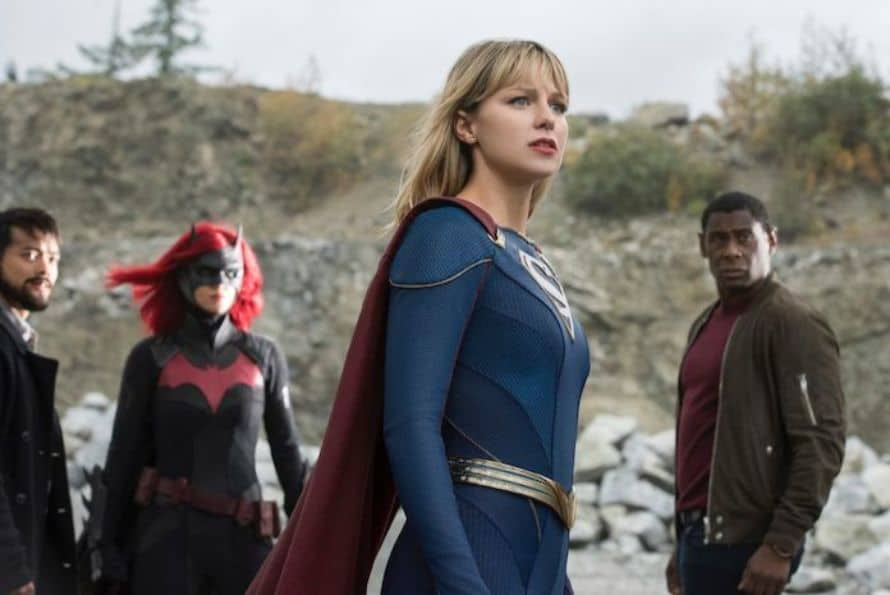 Crisis On Infinite Earths Part 4 Supergirl Group