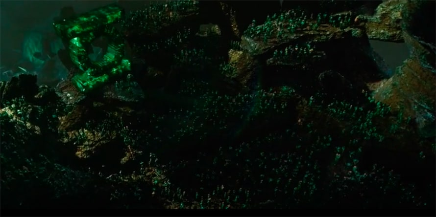 Crisis on Infinite Earths Arrowverse Green Lantern