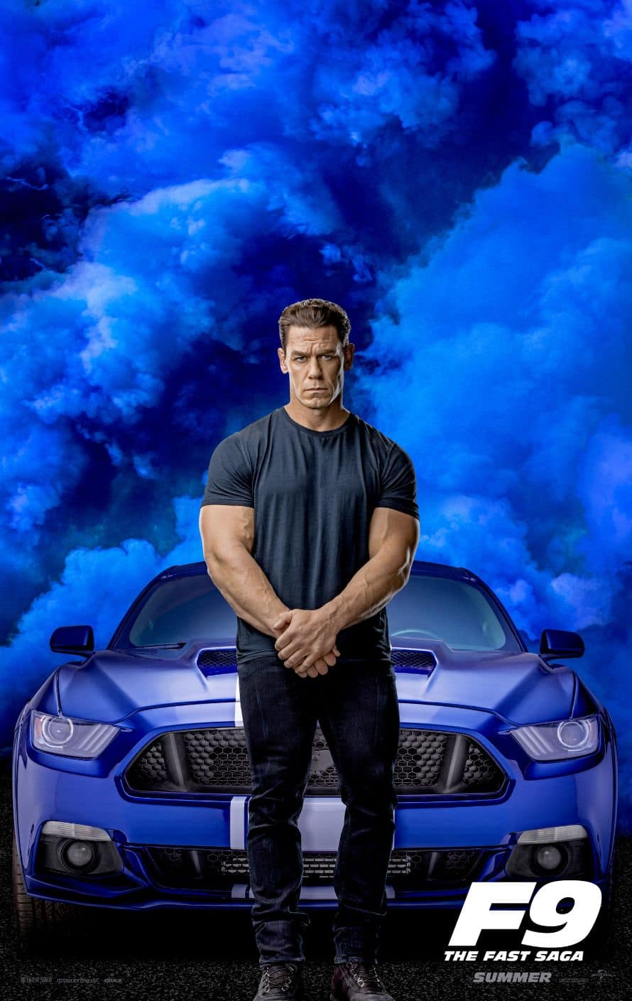 Fast and Furious Vin Diesel John Cena