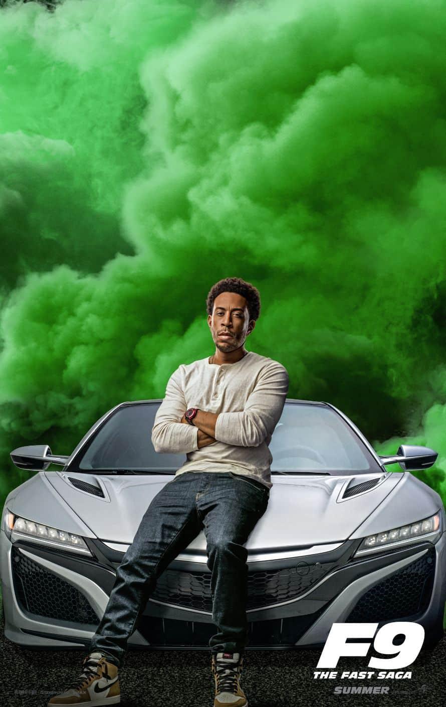 Fast and Furious Vin Diesel Ludacris