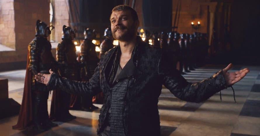 Game of Thrones Euron Greyjoy