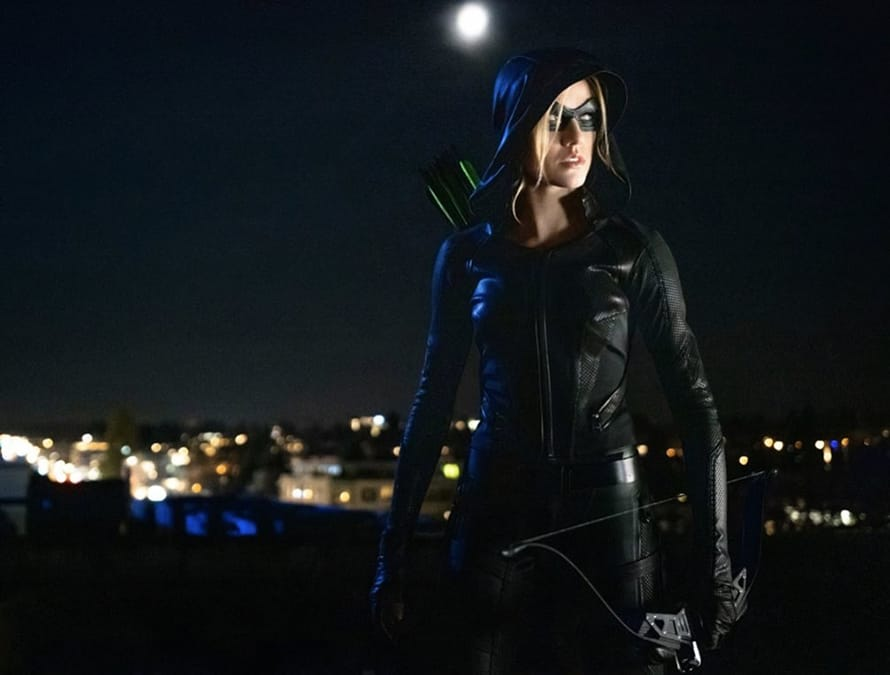 First Look at Potential 'Arrow' Spinoff 'Green Arrow & the Canaries'