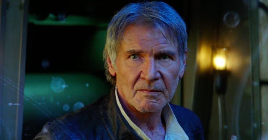 Harrison Ford Star Wars The Rise Of Skywalker J.J. Abrams Han Solo