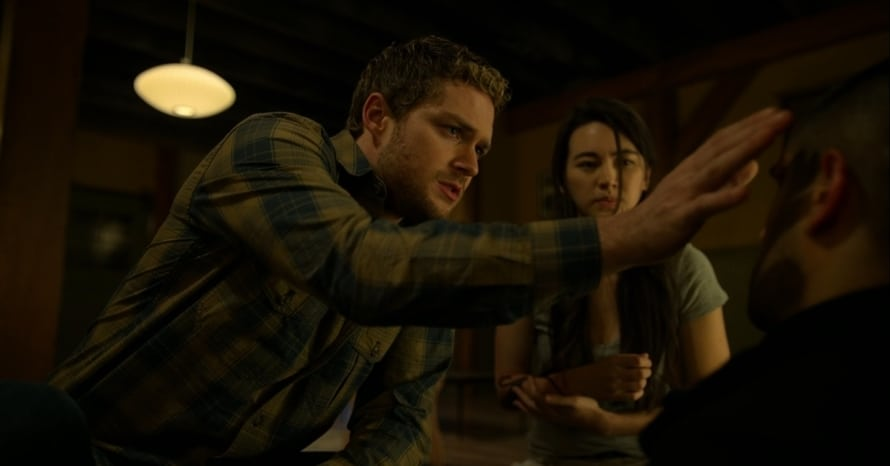 Iron Fist Marvel Television Netflix It's All Connected