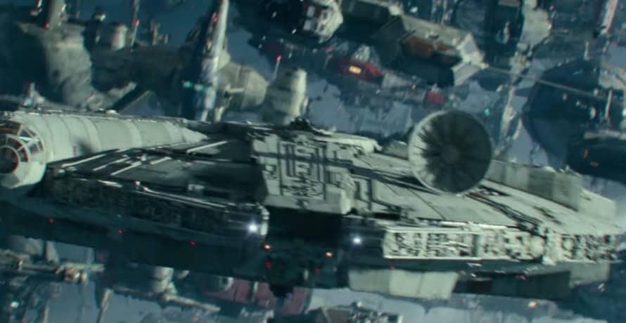 J.J. Abrams Star Wars The Rise Of Skywalker