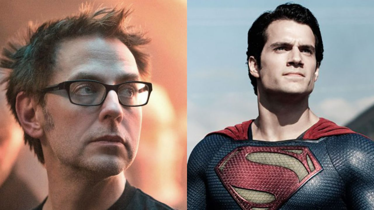 James Gunn on turning down the Superman Movie