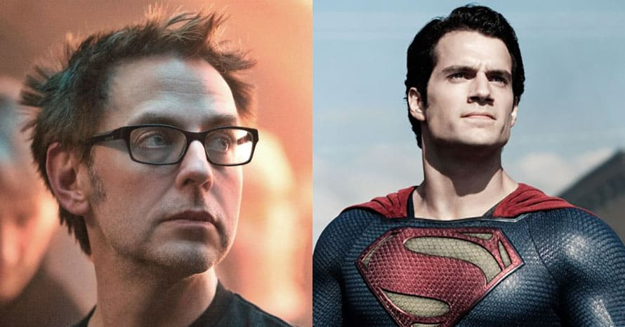 James Gunn Superman The Suicide Squad