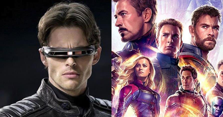 James Marsden MCU X-Men Marvel Studios Cyclops Kevin Feige