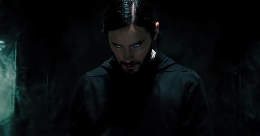 Jared Leto Morbius Sony