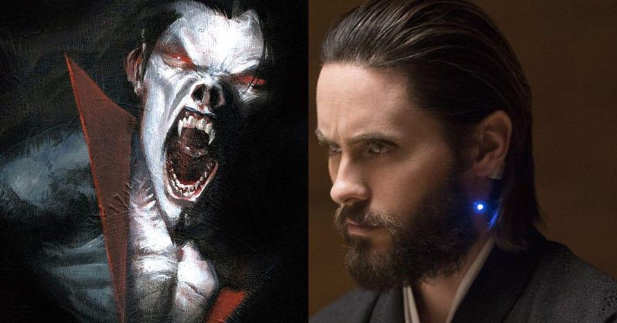 Jared Leto Spider-Man Morbius Tyrese Gibson