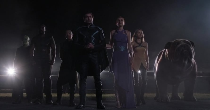 Jeph Loeb Inhumans Marvel Television Agents of Shield It's All Connected