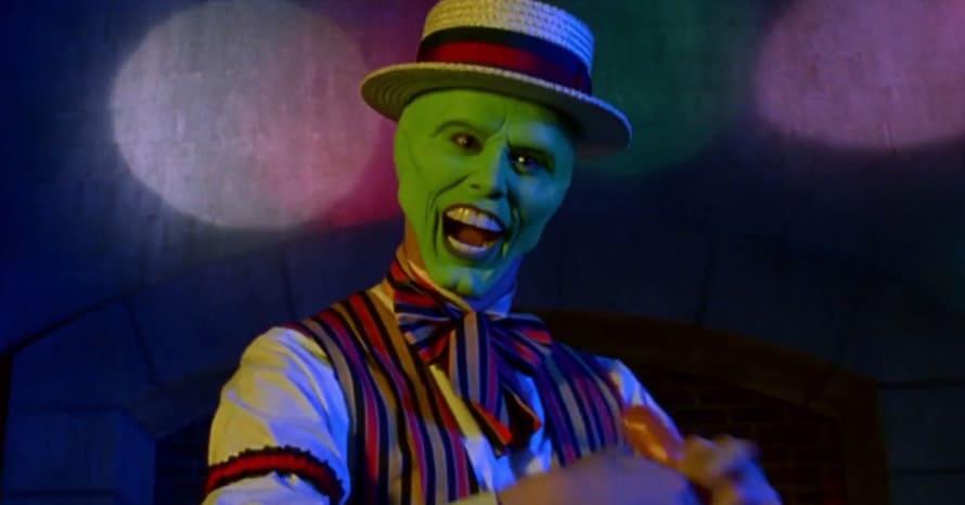 Jim Carrey The Mask Sonic