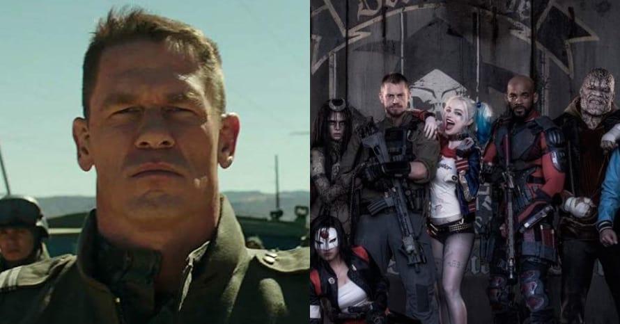 John Cena The Suicide Squad James Gunn Idris Elba