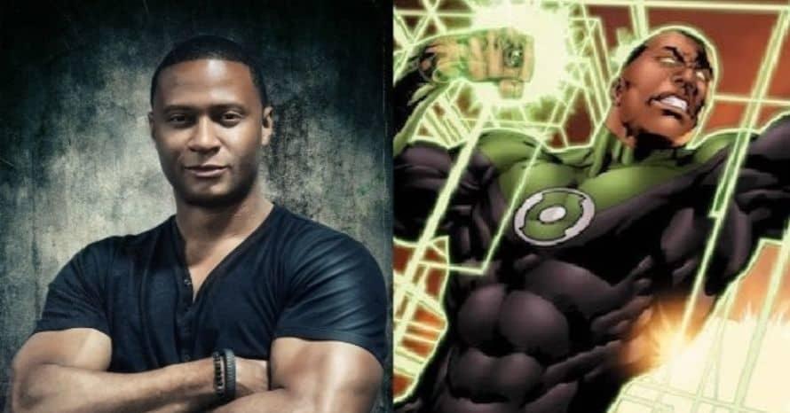 John Diggle John Stewart Arrowverse David Ramsey Arrow Elseworlds Green Lantern