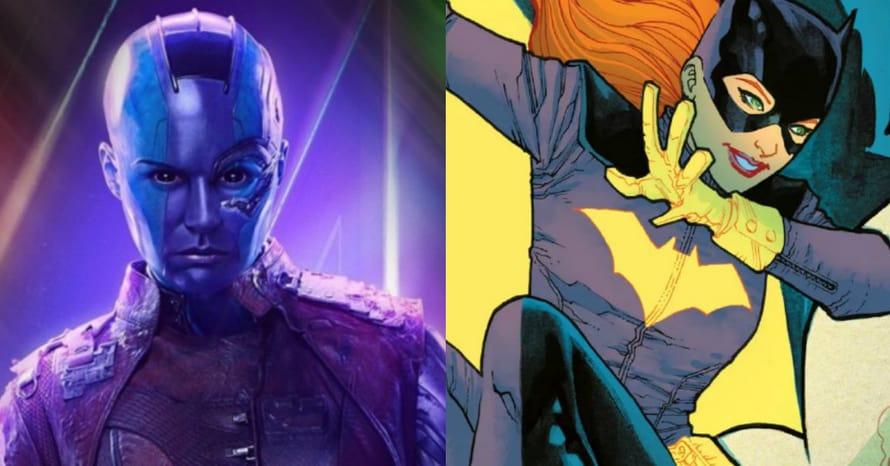 Karen Gillan Batgirl Avengers DCEU
