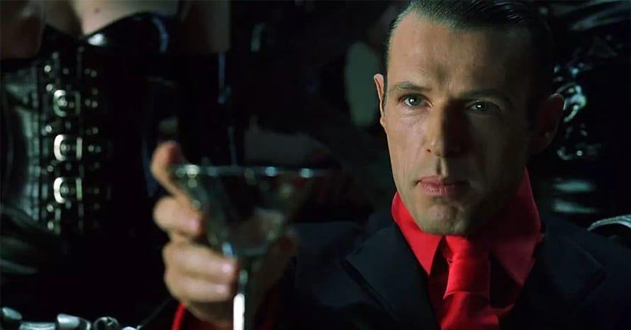 Lambert Wilson The Matrix 4 Keanu Reeves