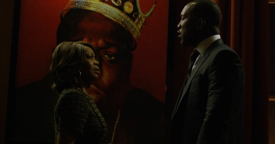 Marvel Television Luke Cage Netflix It's All Connected Alfre Woodard