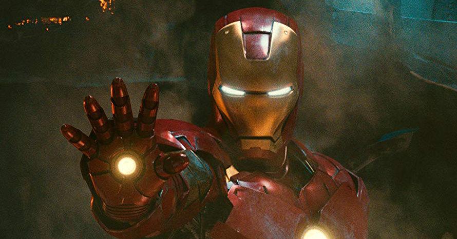 Marvel Iron Man 2 Robert Downey Jr. Keith Middlebrook coronavirus