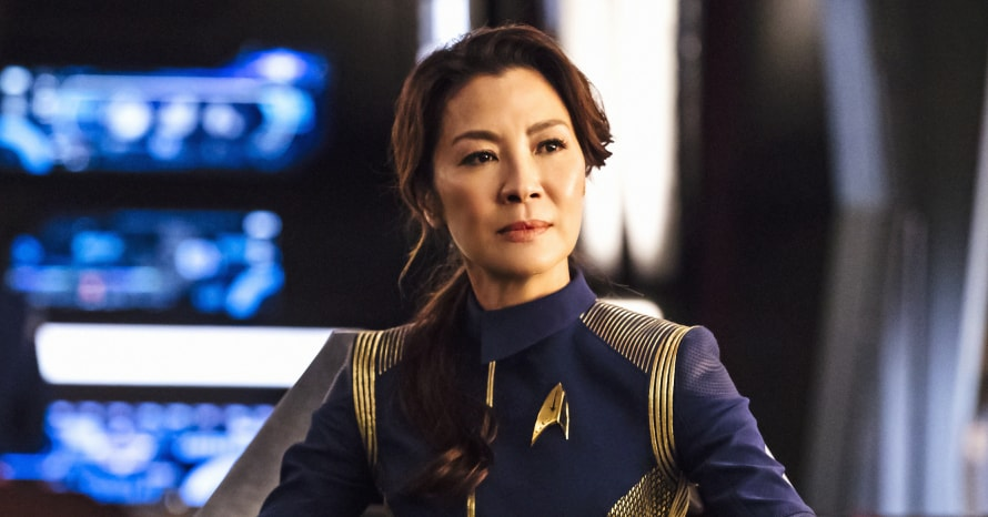Michelle Yeoh Marvel Studios Shang-Chi Star Trek The Witcher
