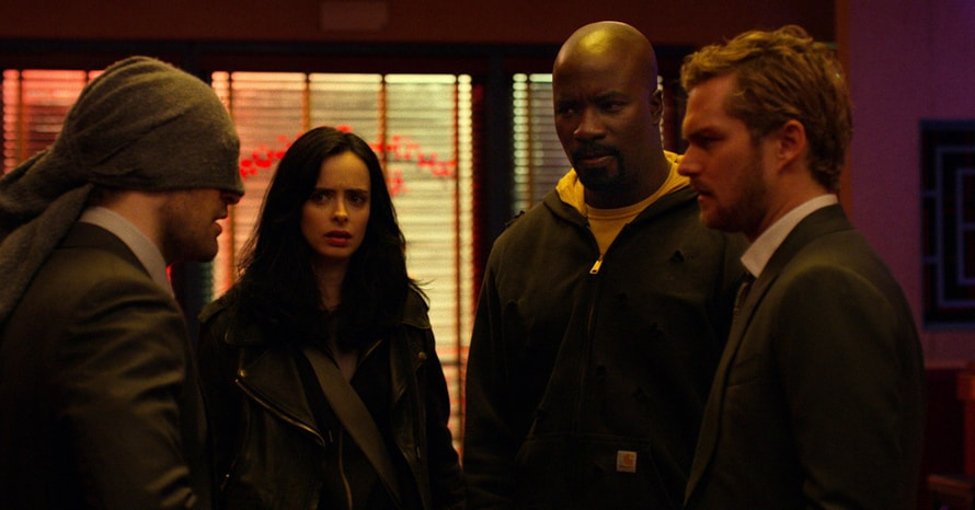 Netflix Defenders Marvel Television It's All Connected