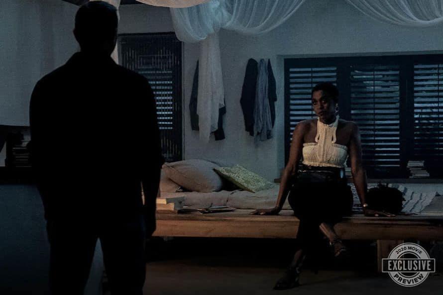 Sem tempo para morrer Daniel Craig James Bond Lashana Lynch Nomi Image