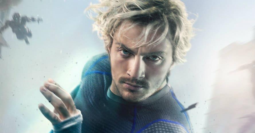 Avengers Quicksilver Aaron Taylor-Johnson WandaVision