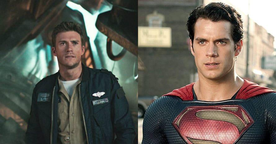 Scott Eastwood Superman Henry Cavill