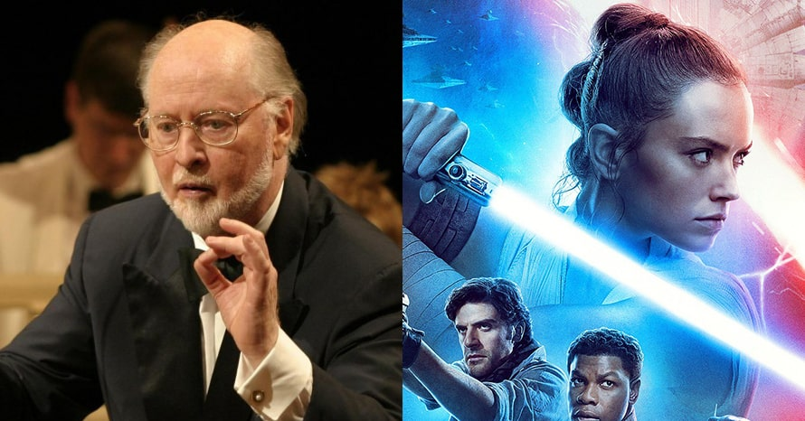 Star Wars The Rise of Skywalker John Williams Oscar