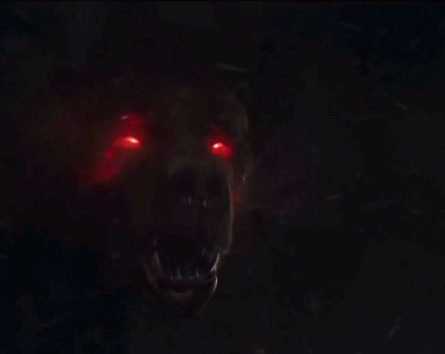 The New Mutants Demon Bear X-Men