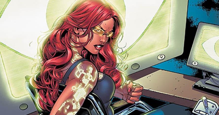Titans Oracle DC Universe