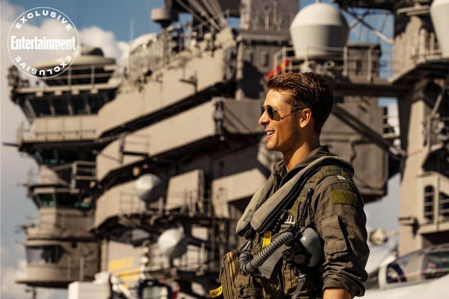 Top Gun Maverick Tom Cruise Two