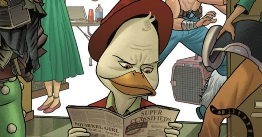 Tygra Dazzler Howard The Duck Marvel Hulu
