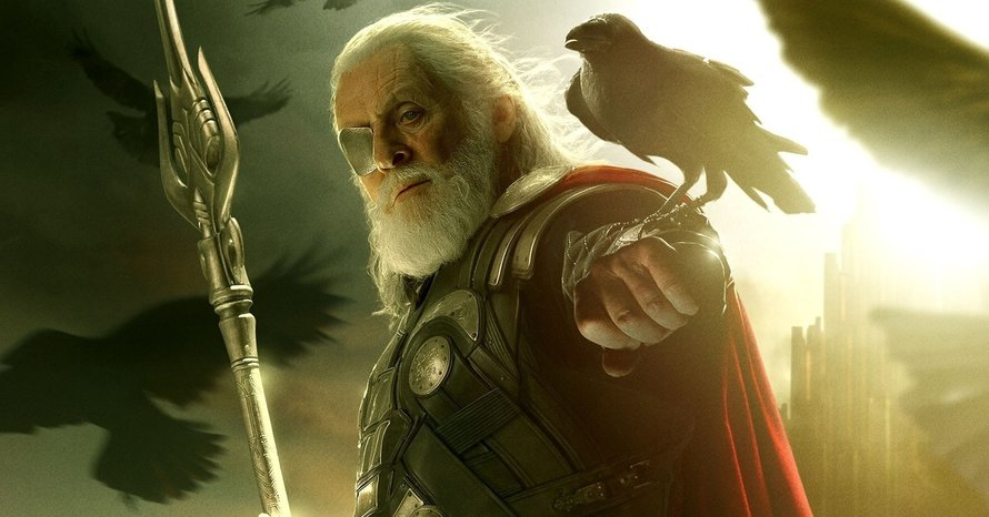 Anthony Hopkins Odin Thor The Dark World