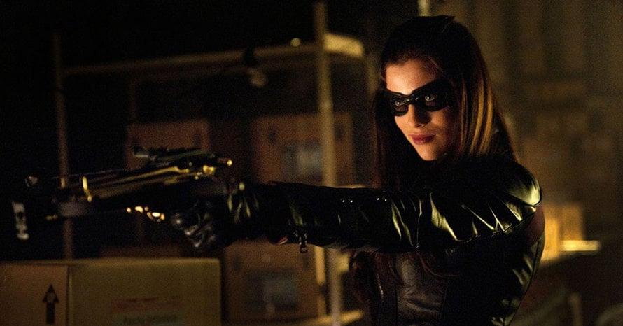 Arrow Jessica De Gouw Huntress