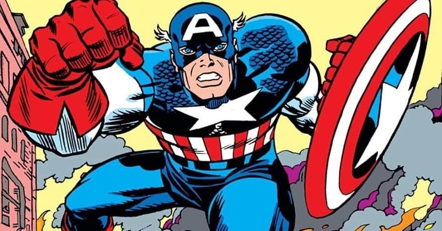 Captain America Stan Lee Deadpool Rob Liefeld