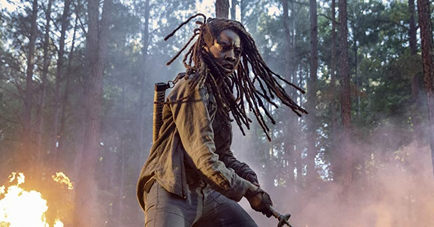 Michonne Danai Gurira The Walking Dead AMC