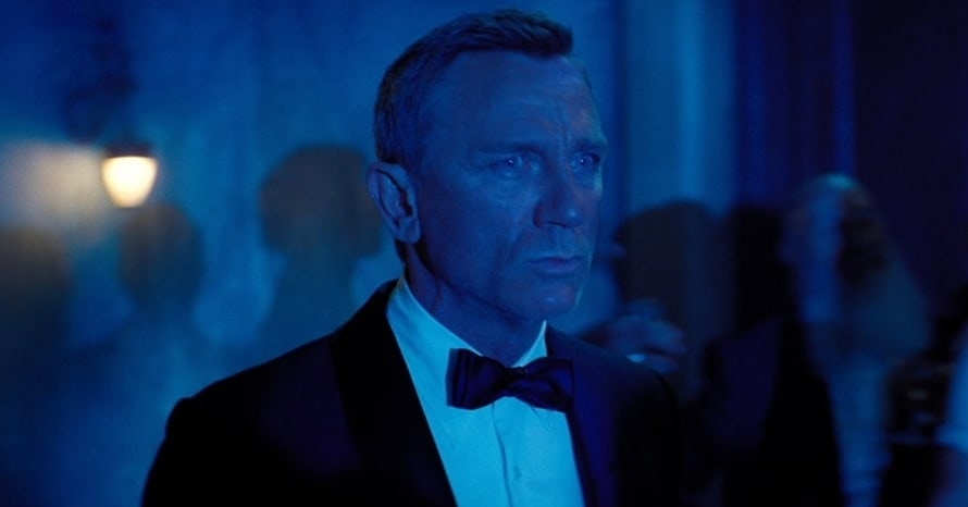 Daniel Craig James Bond No Time to Die Phoebe Waller-Bridge Billie Elish Steven Soderbergh